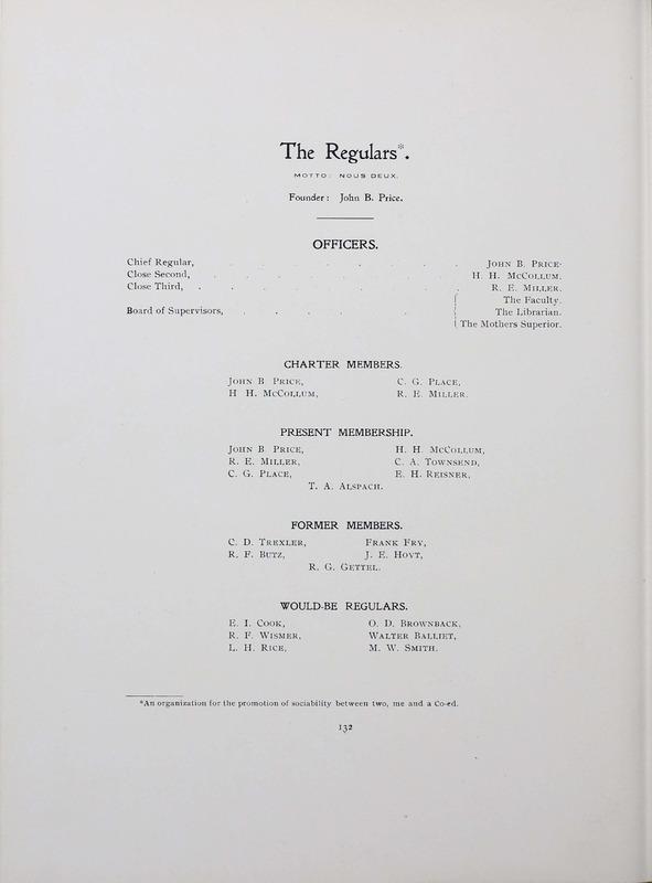 The Regulars*.