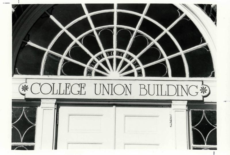 College Union Building