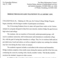 Crigler summer bridge uc news.png