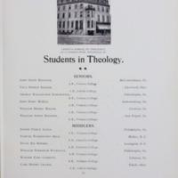 Ursinus School of Theology
