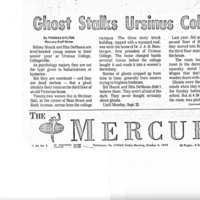 Ghost Stalks Ursinus College  pg 1