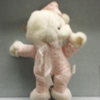 Stuffed Animal from 2002 Memorial