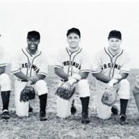 W.R. Crigler and teammates