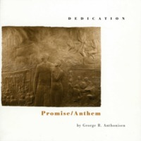 Dedication: Promise/Anthem