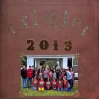 Summer 2013 Crigler Class Photos